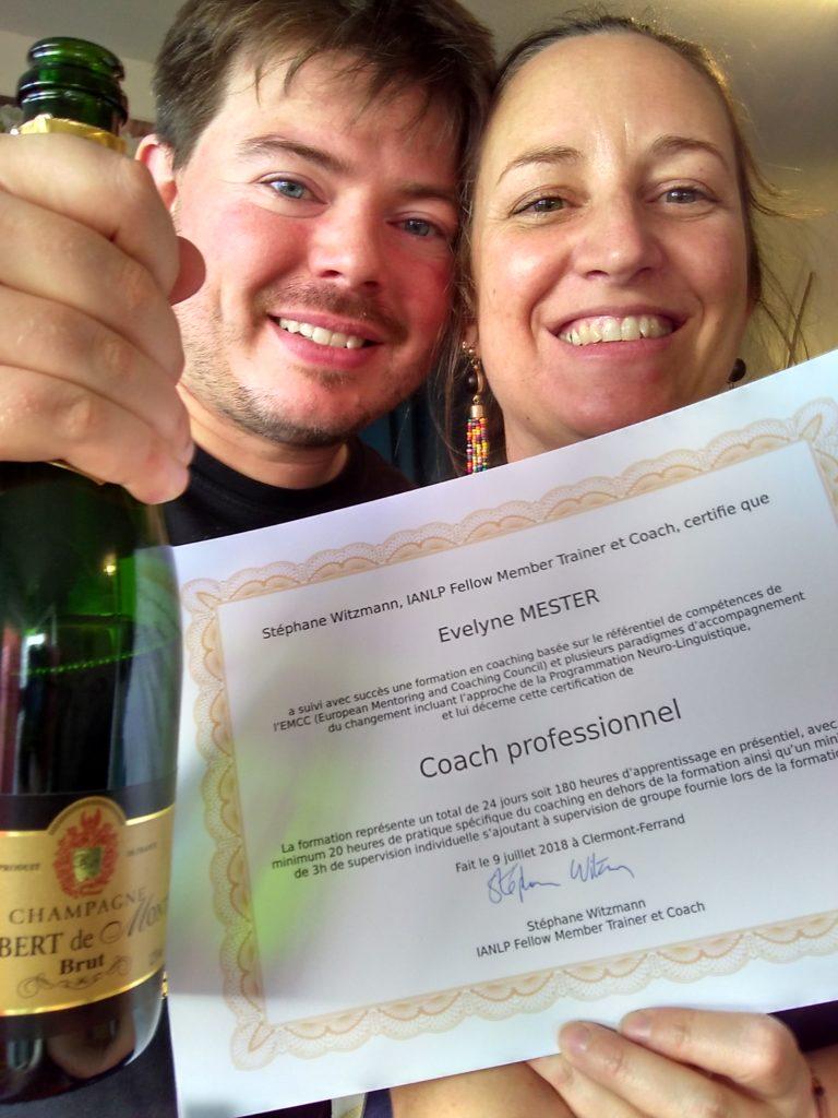 Certification coaching Le Jeu de la vie